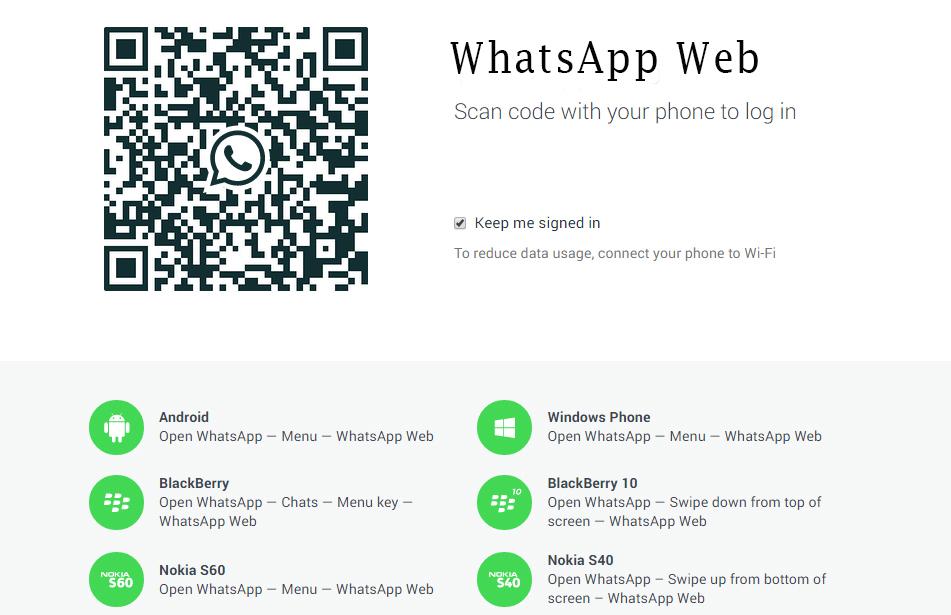Aan de slag met WhatsApp Web