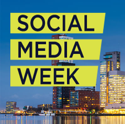 Social Media Week 2015 is Upwardly Mobile