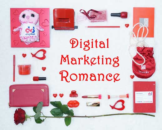 Digital Marketing Romance