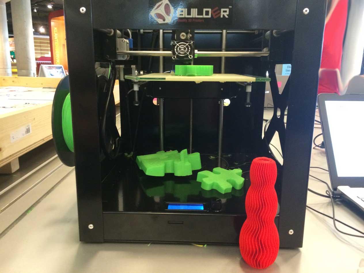 Kom jij ook 3D-printen?