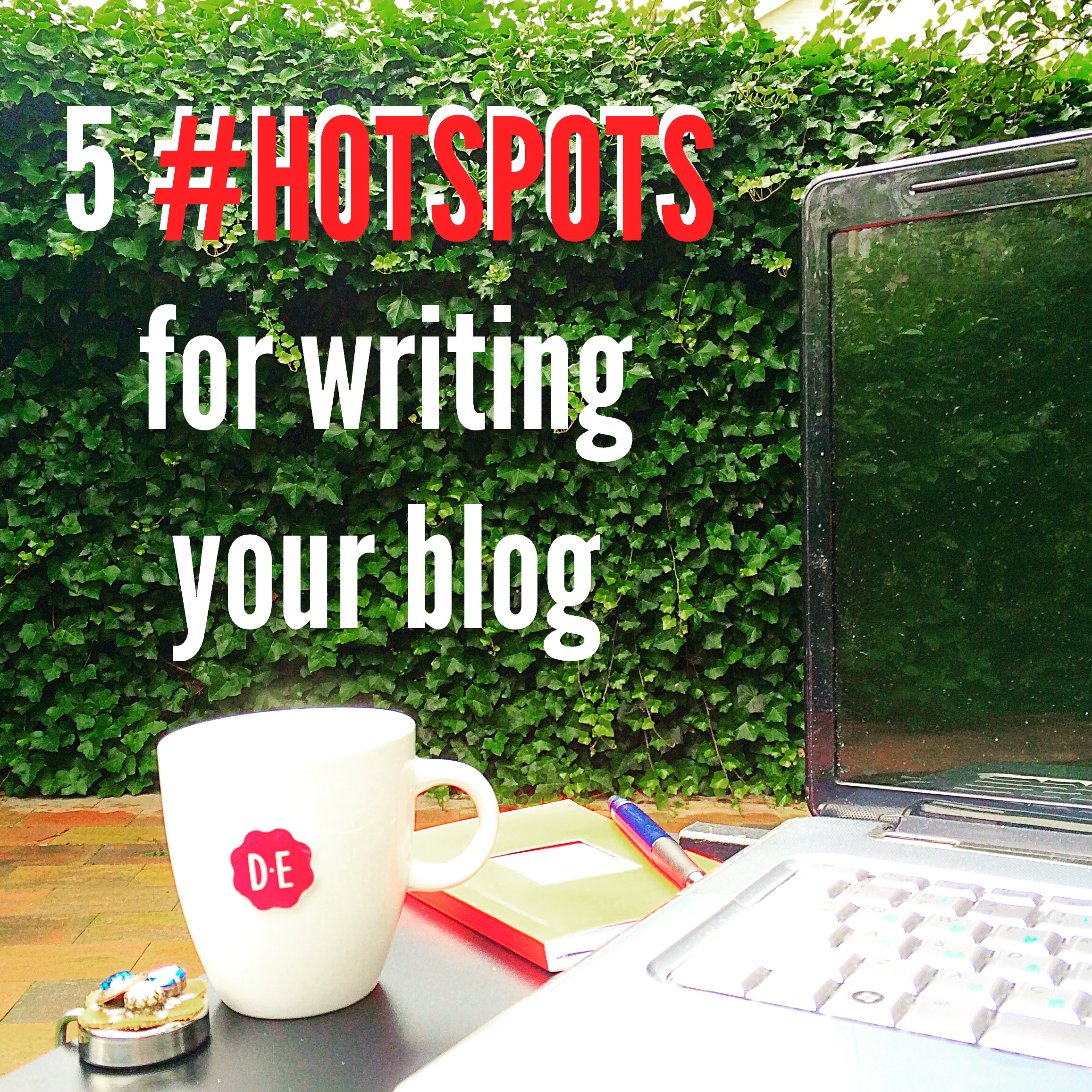 Hotspots Rotterdam: Best Places to Write A New Blog Post
