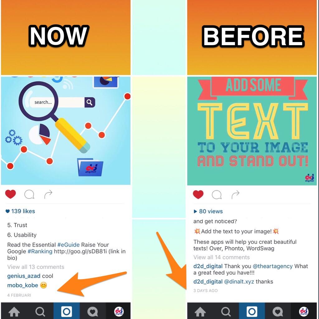 Instagram Update: Date & Time